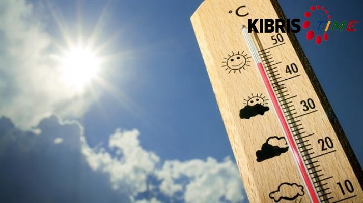 Hava sıcaklığı 43 dereceye kadar çıkacak