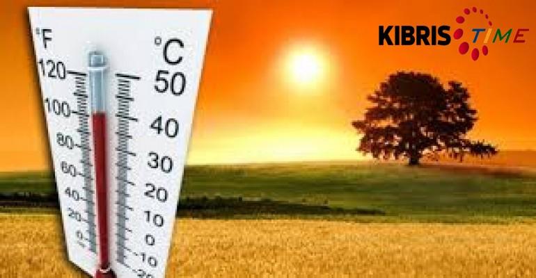 Hava sıcaklıkları tehlikeli boyutlara ulaşıyor