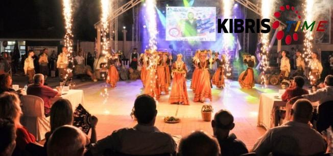 İskele Festivali'nde Gala heyecanı yaşandı