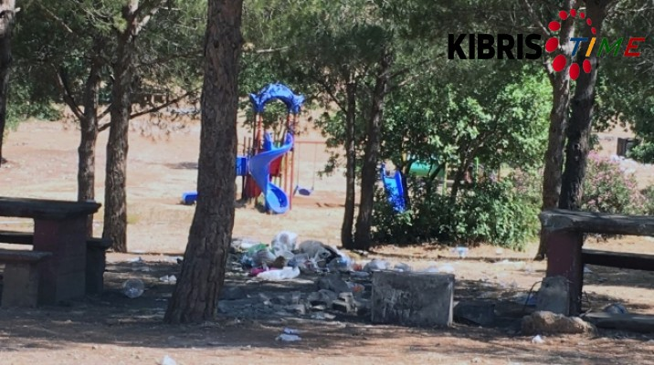 İyilik Gönüllüleri, Boğaz Piknik alanını temizleyecek