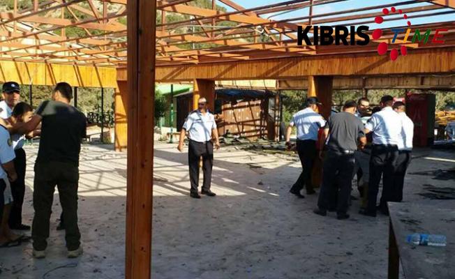 Karpaz'da 9 kişi tutuklandı
