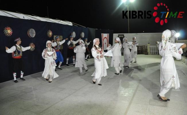 """""""Kıbrıs Gecesi"""" dün akşam yapıldı"""