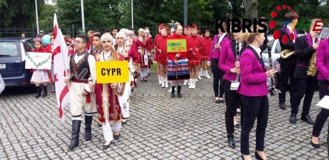KKTC Polonyadaki festivalde temsil edildi