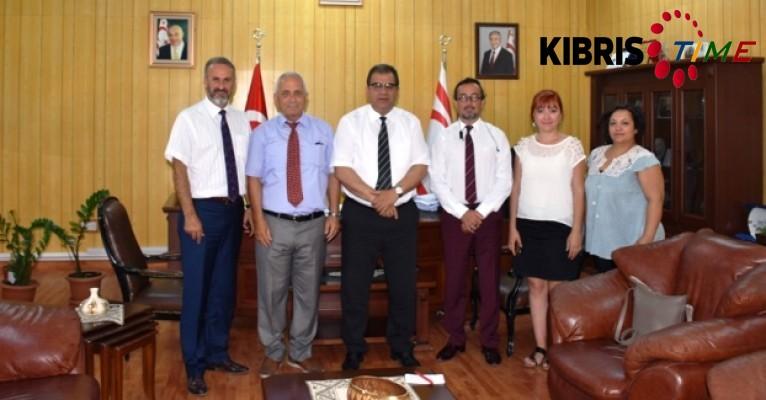 KKTC-TC Kızılayı ortak çalışma başlattı