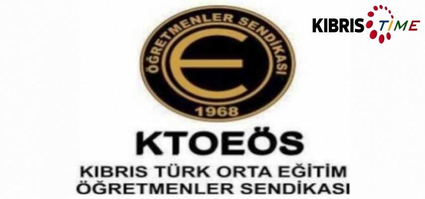 KTOEÖS'den Eğitim-Sen'e destek