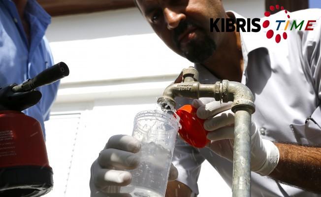 Lefkoşa'da Şebeke suları ve süt numuneleri temiz