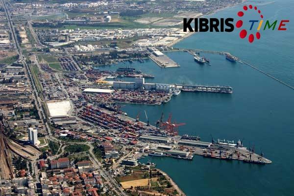 Mersin Limanı'nın yüzde 90'ı yabancıların oluyor...