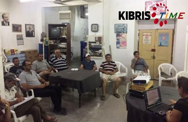 Minareliköy üreticileri bilgilendirildi
