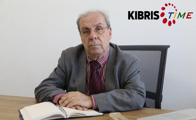Prof İşbir küresel ısınmaya dikkat çekti