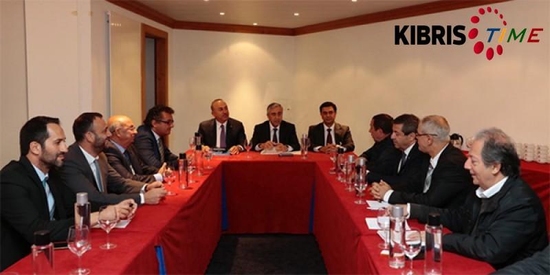Siyasi Parti Temsilcileri Gutress'e çağrıda bulundu