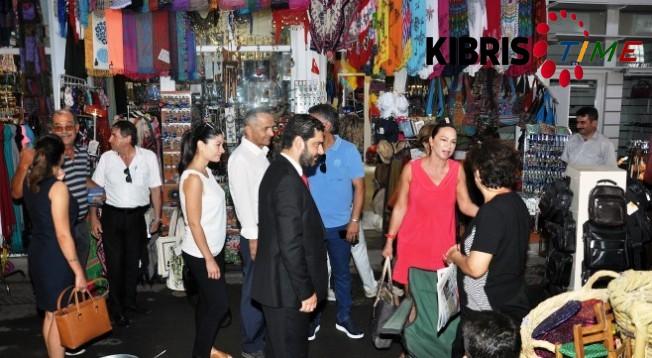 Surlariçi Platformu Lefkoşa Surlariçi'ni ziyaret etti