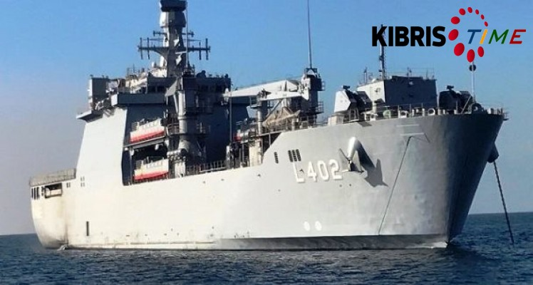 TCG Bayraktar gemi halkın ziyaretine açılıyor