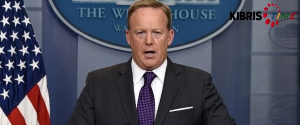 Trump'ın Beyaz Saray sözcüsü istifa etti