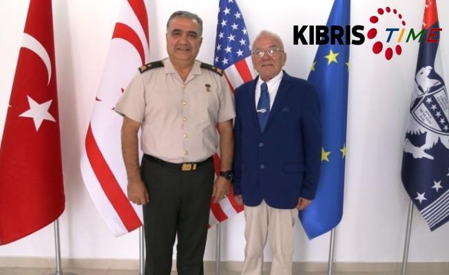 Tuğgeneral Erdal Şener'den GAÜ'ye ziyaret