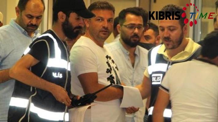Veysel Şahin Sivas'ta tutuklandı