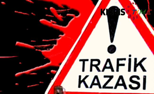 Yine trafik kazası yine ölüm!