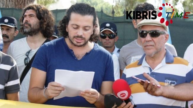 """6 Örgüt'ten """"Bağımsız Kıbrıs"""" etkinliği"""