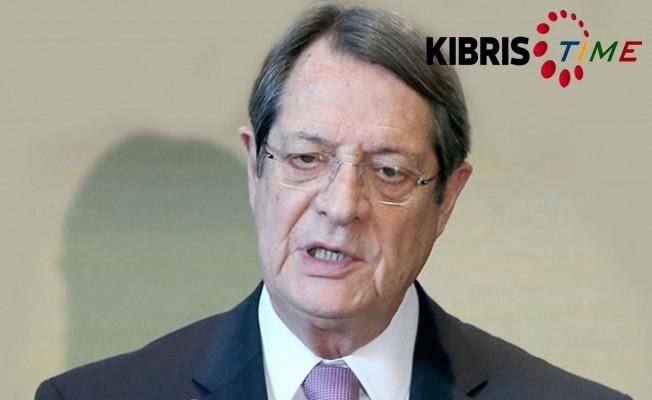 Anastasiadis, BM Kürsüsünden cevap verecek
