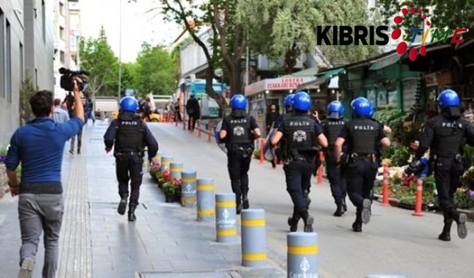 Ankara genelinde eylem yasağı var