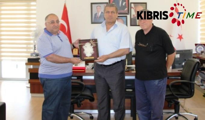 Arter'e İstanbul Pendik Belediyesi'nden ziyaret
