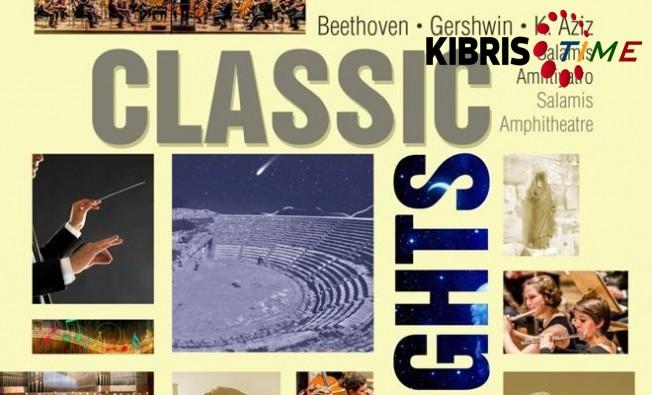 Beethoven'in Senfonisi yarın Salamis Antik Tiyatro'da...