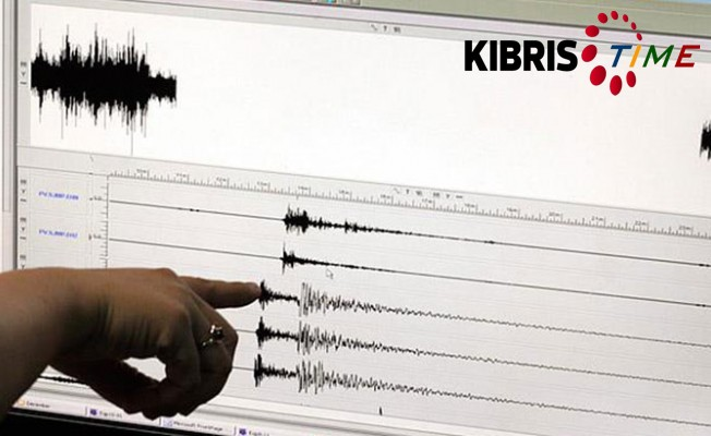 Bodrum'da 5.1 büyüklüğünde deprem