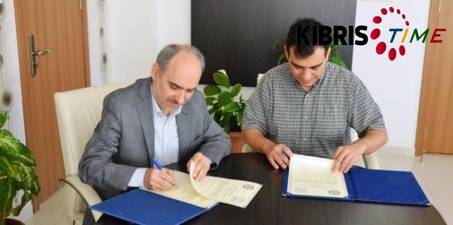 DAÜ ile İran Guilan Üniversitesi arasında protokol