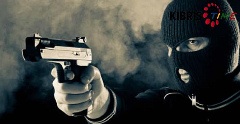 Güney'de 27 bin Euroluk soygun