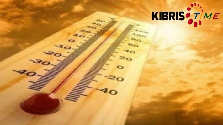 Hava sıcaklıığı 40 dereceye kadar çıkacak