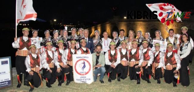 KKTC Büyükçekmece Festivali'nde temsil ediliyor