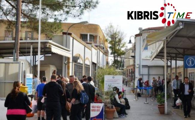 Rum eylemciler, Lokmacı Sınır Kapısı'nda da eylem yaptı