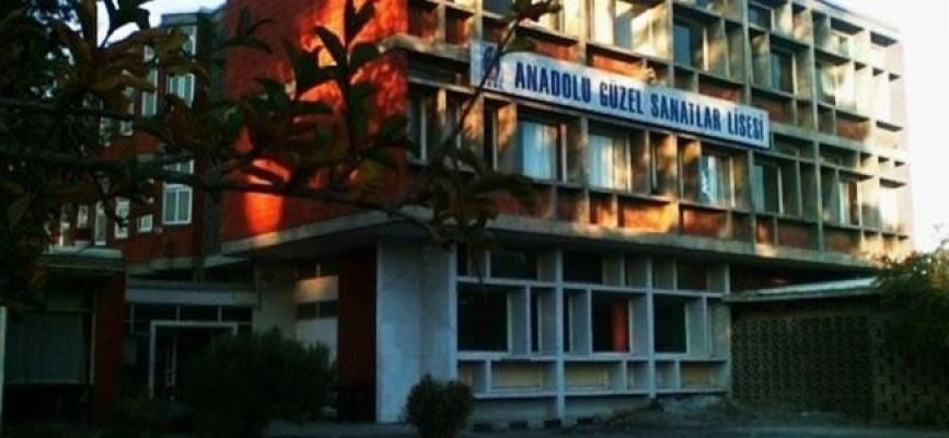 Anadolu Güzel Sanatlar Lisesi sınavı 14 Eylül'de