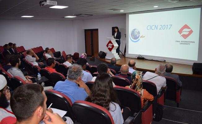 CICN Konferansı UFÜ'de başladı...
