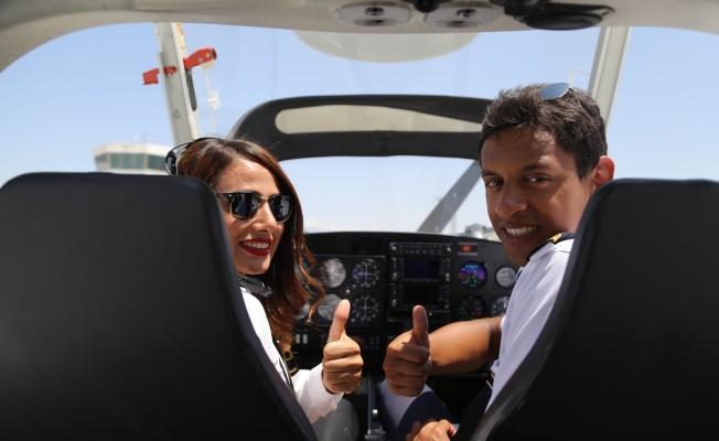 Genç pilot adayları için...