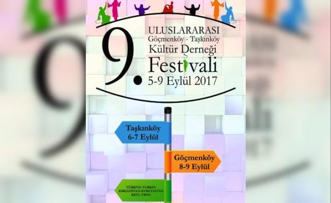 """""""Göçmenköy Taşkınköy Kültür Festivali"""" bu akşam bitiyor"""