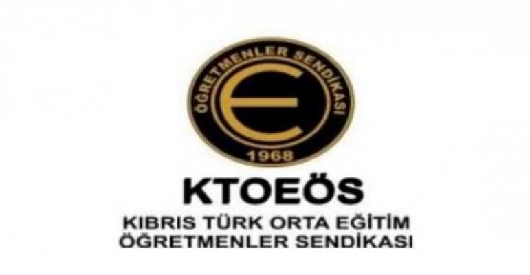 KTOEÖS Eğitim Bakanı'nı eleştirdi