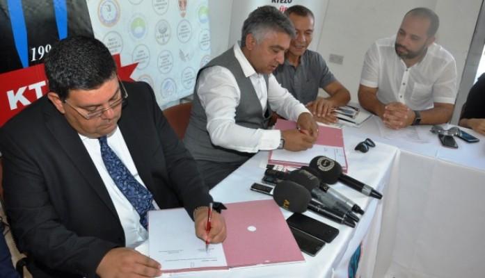 MEB ile KTEZO arasında işbirliği protokolu