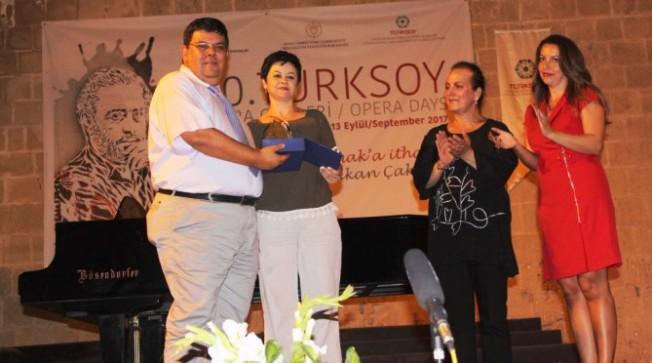 Türksoy Opera Günleri tamamlandı