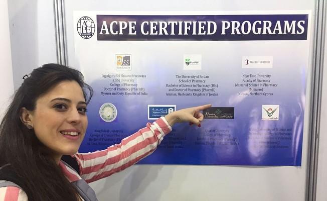 YDÜ Eczacılık Fakültesi, 77. FIB Dünya Kongresi'nde temsil edildi.