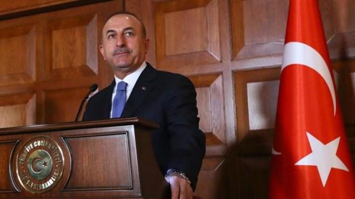 """Çavuşoğlu:"""" İdlib'deki amacımız, çatışmaları tamamen önlemek"""""""