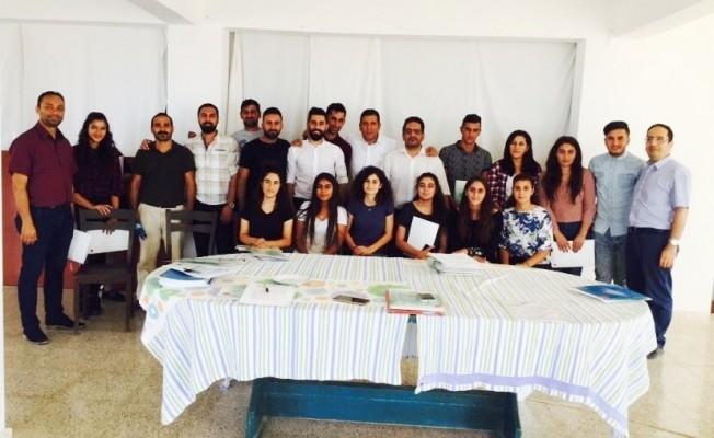 CTP'den yeni üyelere eğitim