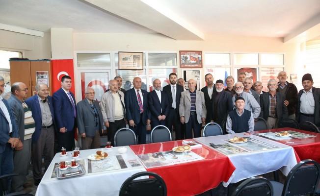 Dr. Günsel Tokat'ta Gazileri ziyaret etti