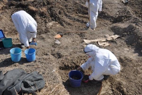 Kalıntıların 2 kişiye ait olduğu açıklandı