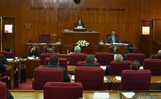 Meclis'te komiteden gelen tasarılar görüşülüyor...