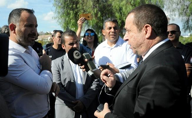Başbakanlık önündeki eylem sona erdi...