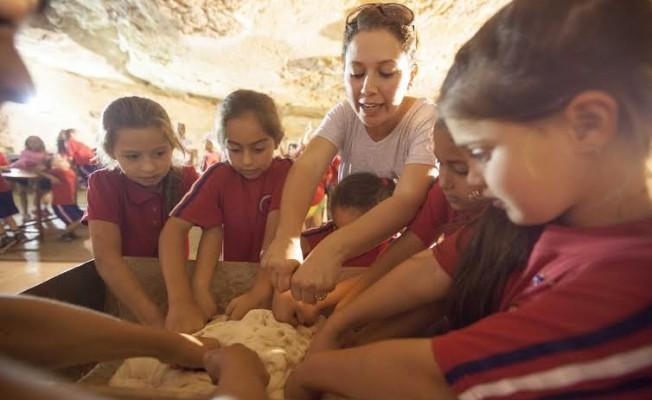 Çocuklar Kıbrıs Mutfağını uygulamalı olarak öğrenecek