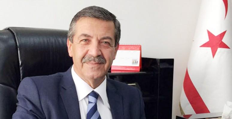 Ertuğruloğlu Kıbrıs Türk halkının bayramını kutladı