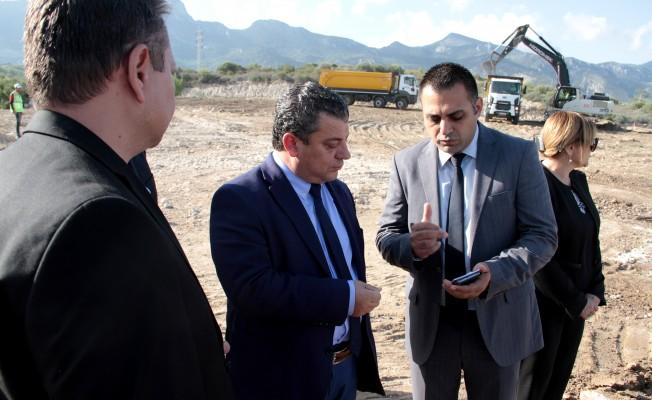 """""""Girne Dağ Yolu'nda güvenle seyahat edilebilecek"""""""