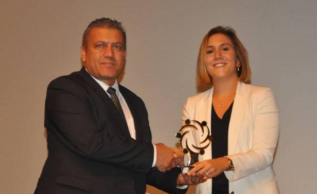G.Mağusa Belediyesi'ne yılın en iyi belediyesi ödülü