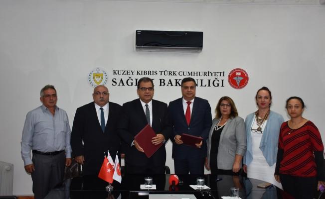 Sağlık Bakanlığı ile Beyarmudu Belediyesi arasında protokol
